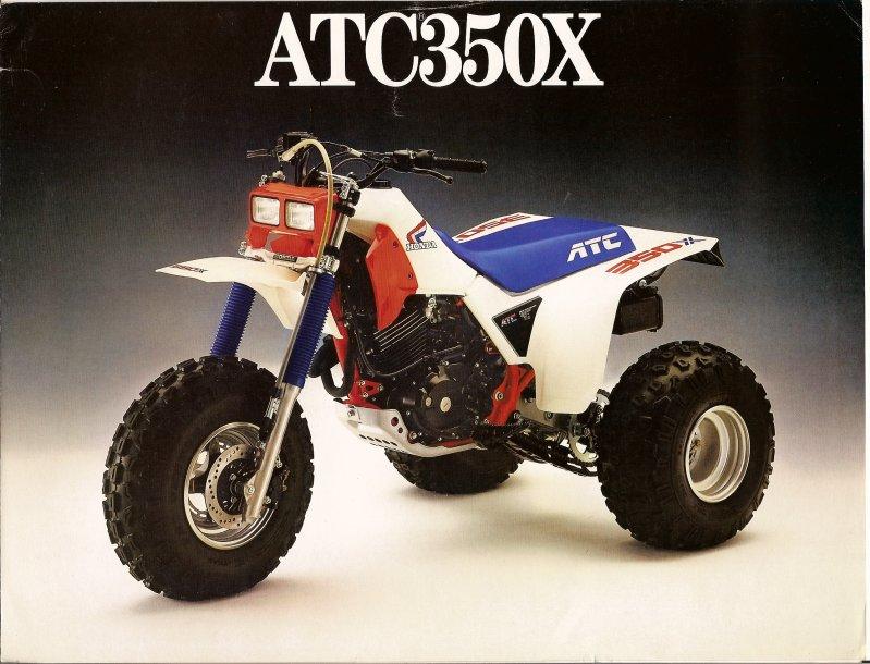 Honda Atc 350x Craigslist – Articleblog info